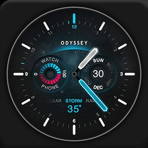 Odyssey Watch Face