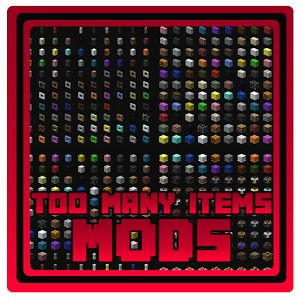 Too Many Items Mod MCPE