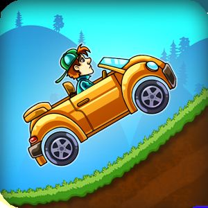 Cars Hill Climb Race