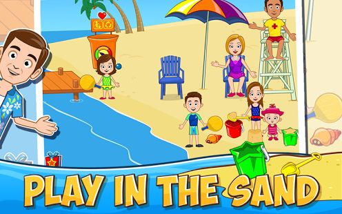 My Town : Beach Picnic