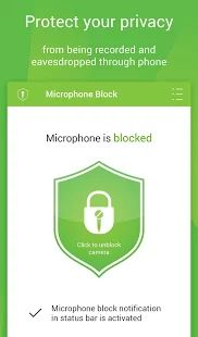 Mic Block -Call speech privacy