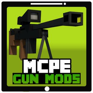 NEW GUN MODS FOR MCPE