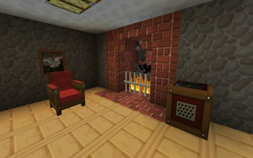 Furniture MODS MCPE GUIDE