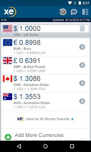 XE Currency Pro