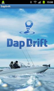 Dap Drift - карта глубин