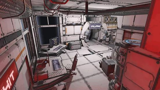 End Space VR for Cardboard